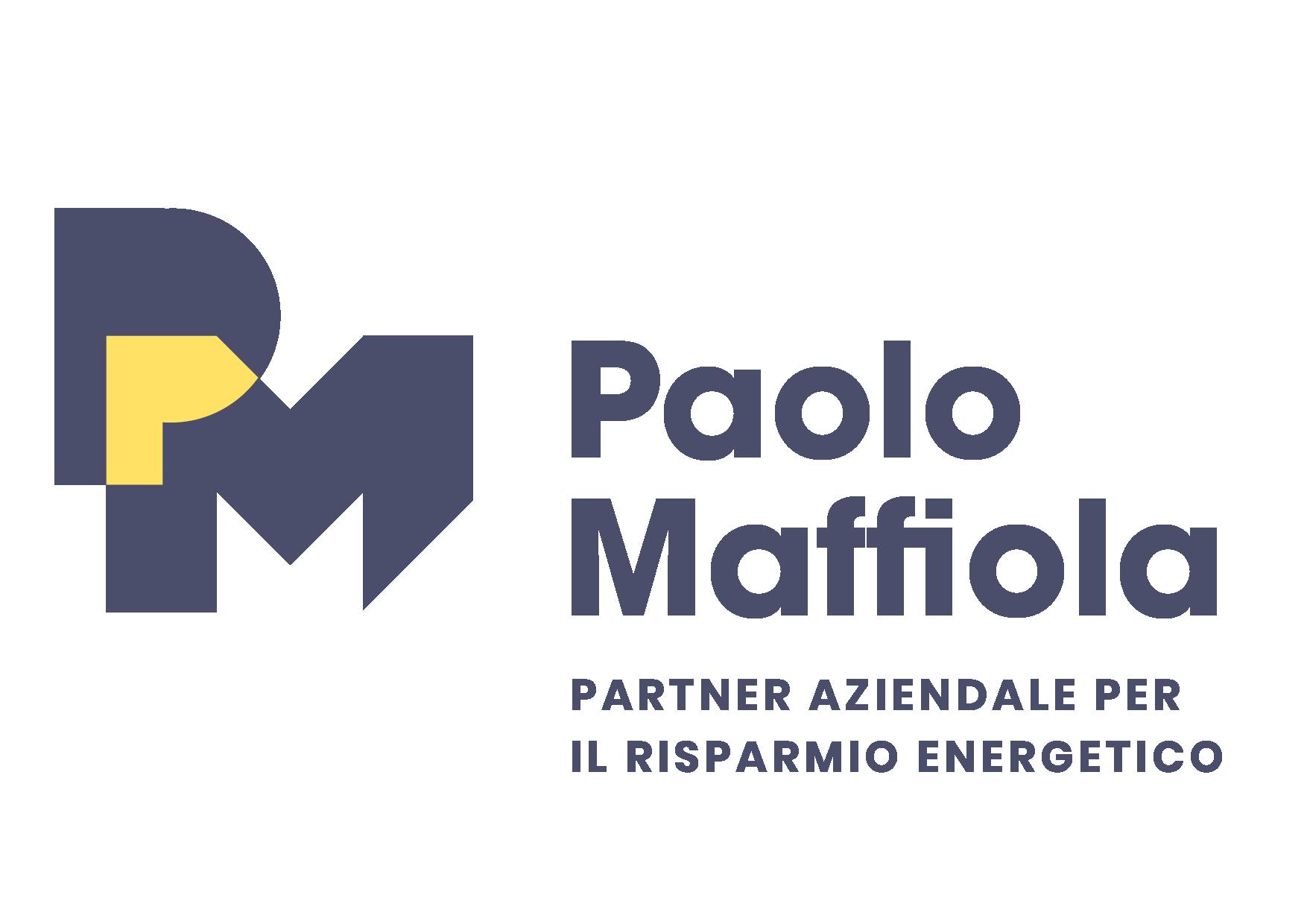 logo maffiola payoff2